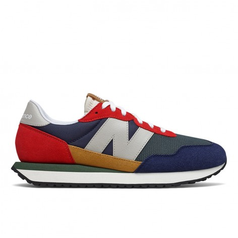 SNEAKERS MS237LB1 TEAM RED NEW BALANCE