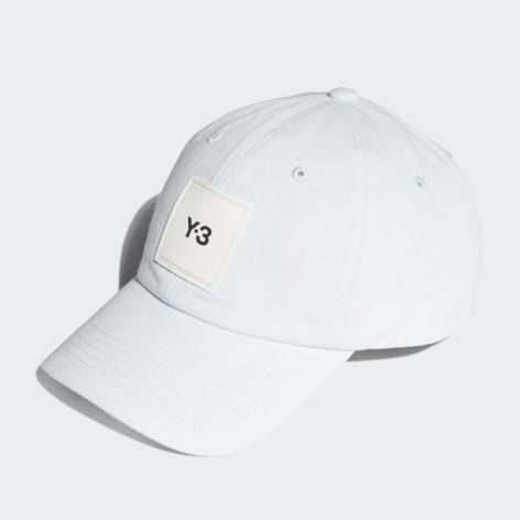 WHITE CAP WITH SQUARE LABEL Y-3 HA6529