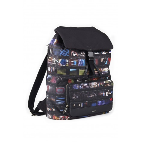 PAUL SMITH MEN'S BACKPACK MINI FILM M1A5492A49227