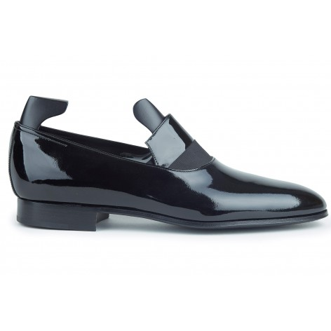 PUMP OPERA PATENT LEATHER SHOES