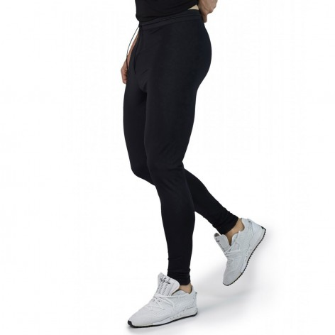 Y-3 NEW CLASSIC PANTS. Mallas negras. DY7170