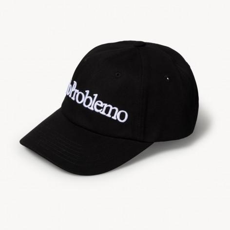 BLACK CAP NO PROBLEMO ARIES ARISE SRAR90000_BLK