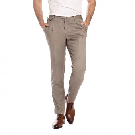 BROWN TROUSERS TR1560 PT01